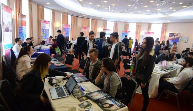 Foto: Cel mai important târg educațional pentru studii în străinătate, la Constanța