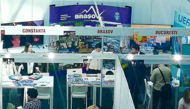 Foto: Constanţa, promovată la Transylvania Tourism Fair, alături de Braşov şi Bucureşti