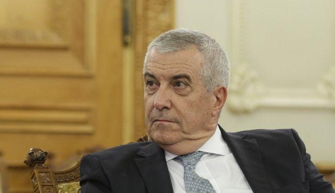 Foto: Călin Popescu Tăriceanu, audiat! Ar fi primit foloase materiale de aproximativ 800.000 de dolari