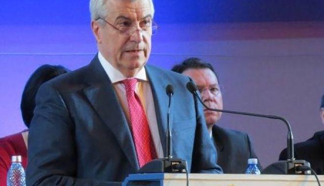 """Foto: Tăriceanu: """"Iohannis folosește referendumul pentru a fura startul la prezidențiale"""""""