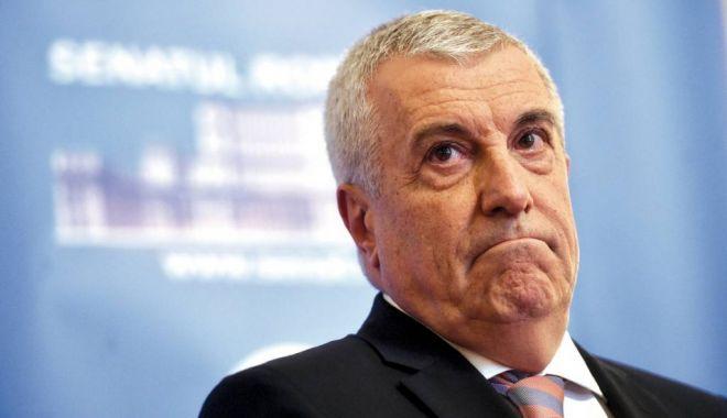 """Foto: Călin Popescu Tăriceanu, amendat de CNCD pentru că l-a numit """"Fuhrer"""" pe președintele Klaus Iohannis"""