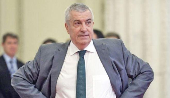 Foto: Tăriceanu anulează plecarea la congresul ALDE din Spania, după dezvăluirile DNA