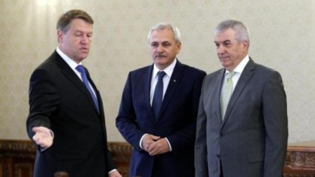 Foto: Dragnea, după anunţul lui Iohannis privind referendumul: Se alintă, dar nu-l bagă nimeni în seamă!