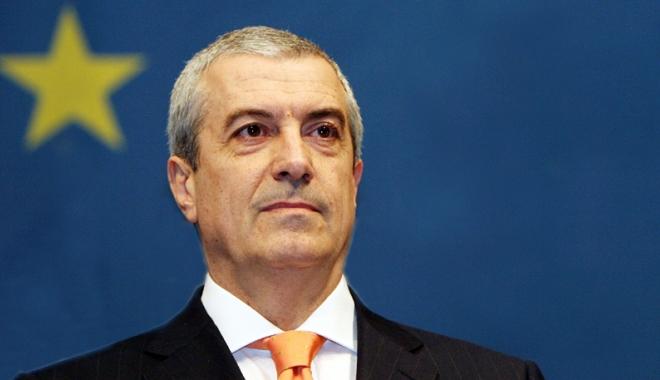 Foto: PNL îi cere  lui Tăriceanu  să se delimiteze de grupul ALDE din PE