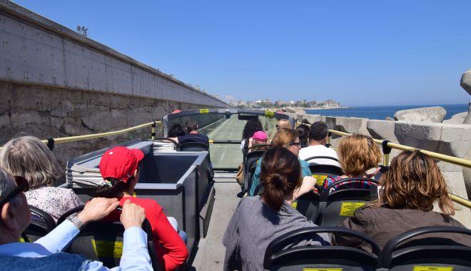 Tarife mai mici pentru linia City Tour, cu autobuzele etajate