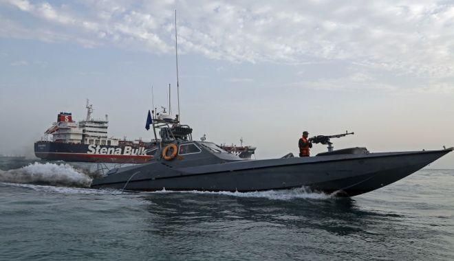Foto: Țările europene intenționează să-și coordoneze mijloacele în regiunea Golfului