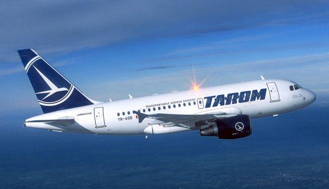 Foto: TAROM va primi un împrumut de 36,7 milioane euro pentru a se salva de la moarte