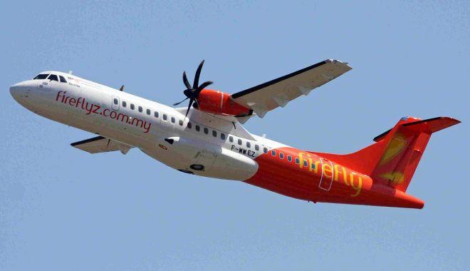 Foto: Tarom a semnat contractul pentru nouă aeronave ATR 72-600
