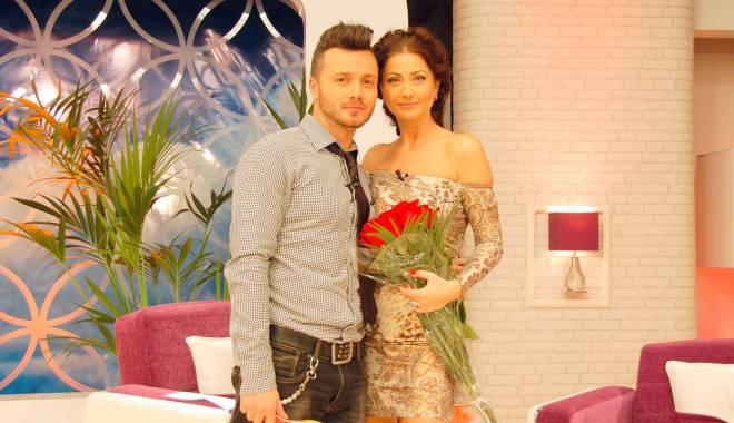 Foto: Gabi Cristea se pregăteşte să facă nunta cu Tavi Clonda