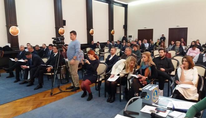 Foto: Ce spune Decebal Făgădău despre creşterea taxelor şi impozitelor locale, la Constanţa