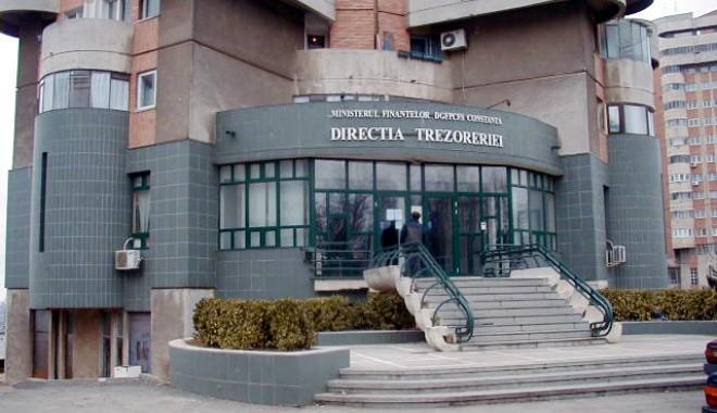 Foto: Tentativă de SPARGERE a Trezoreriei din zona Gării Constanţa / PRINDERE ÎN TIMP RECORD!