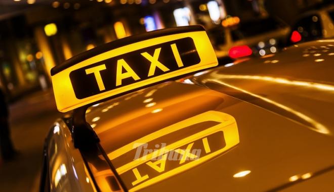Foto: Taximetri�tii din sta�iunea Mamaia,