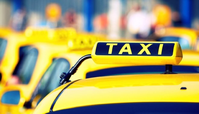 Foto: Taximetriştii, în vizorul poliţiştilor. Şofer beat în timpul unei curse, la Constanţa