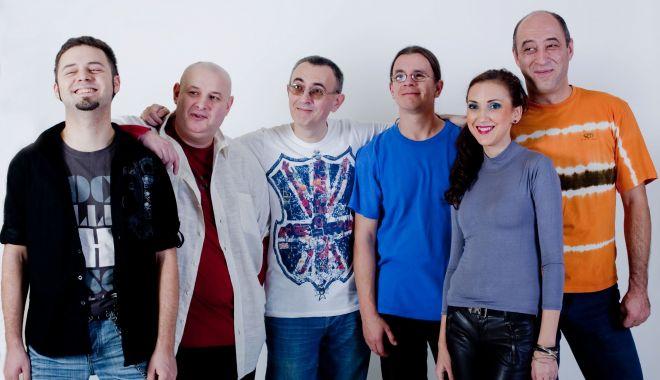 "Foto: Trupa ""Taxi"", în concert la Constanța"