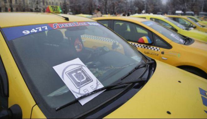 Foto: Transportatorii, noi proteste! Ce nemulţumire au