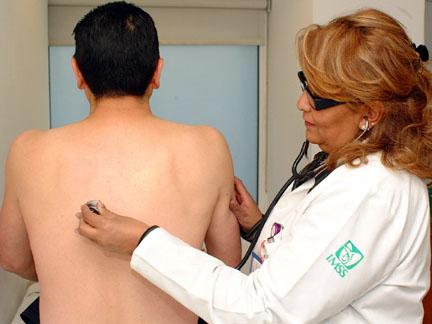 Foto: Tuberculoza ucide  1.500 de români, în fiecare an