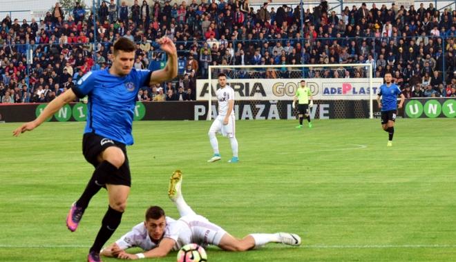 Foto: FC Viitorul merge după trei puncte la Mediaş