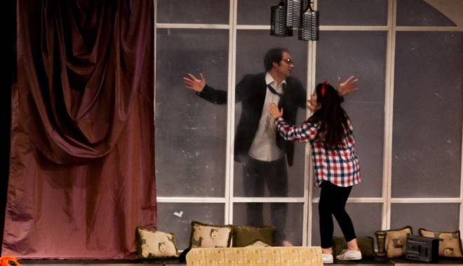 Foto: Teatrul de Stat pregăteşte o surpriză constănţenilor