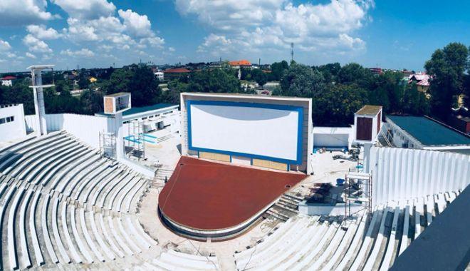 Foto: BTT a redeschis Teatrul de Vară  din Costinești