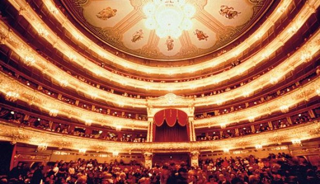 Foto: Un balerin-vedetă, autorul atacului cu acid de la Teatrul Balșoi