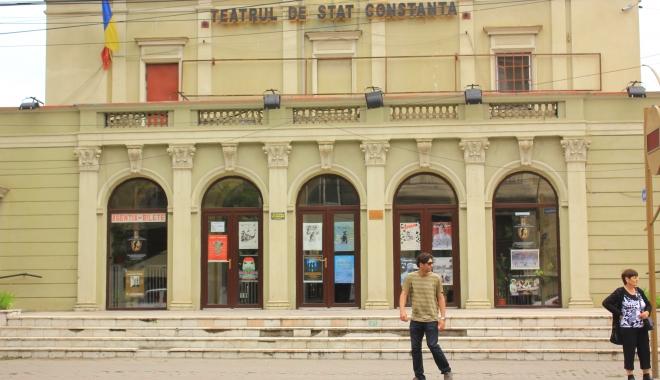 Foto: Teatrul de Stat Constanţa şi-a aniversat cinci actori luna aceasta