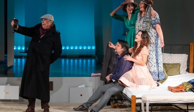 Foto: Teatrul de Stat Constanţa reia spectacolele în sală, în acest weekend