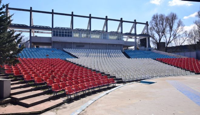 Foto: A căzut cortina! Trista soartă a Teatrului de Vară Soveja