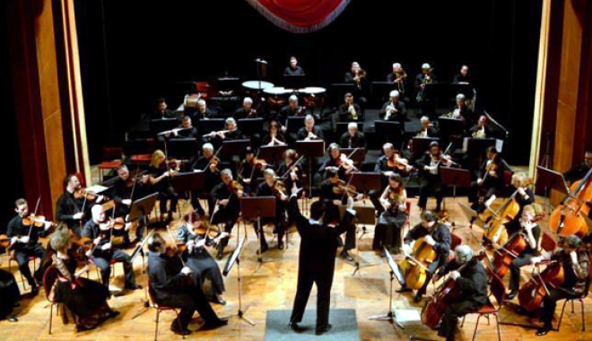 "Foto: International Black Sea Summer Festival, la Teatrul ""Oleg Danovski"""