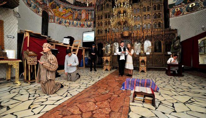 """Foto: Piesa religioasă """"Osânda cărţilor""""  se va juca  la Constanţa"""