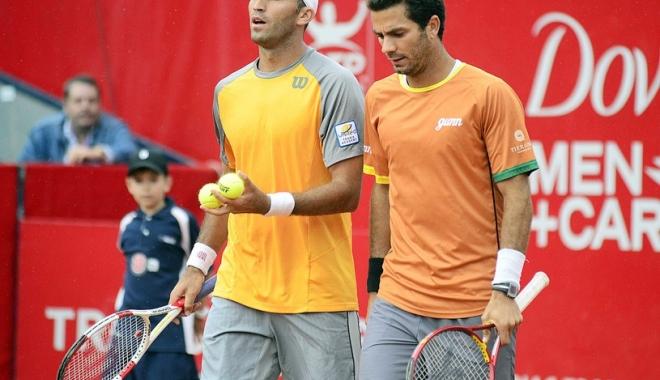 Foto: Tenis / Tecău și Rojer, învinși în semifinalele probei de dublu la Shanghai