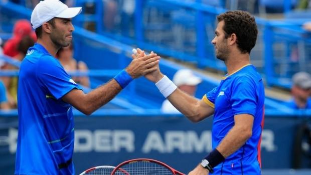 Foto: Tenis / Indian Wells: Horia Tecău și Jean-Julien Rojer, în turul al doilea al probei de dublu