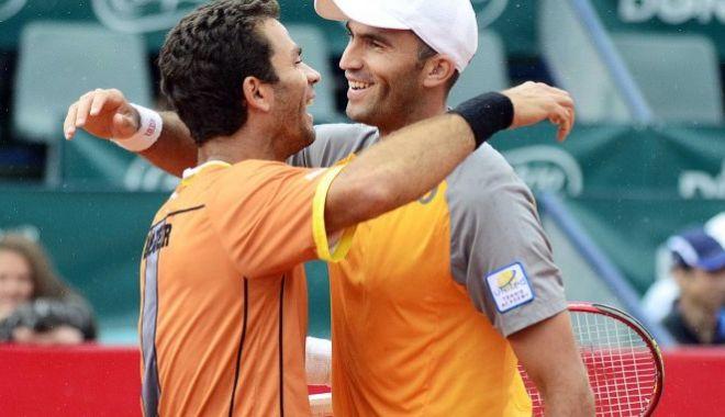 Foto: Horia Tecău şi Jean Julien Roger au dat lovitura în Dubai!