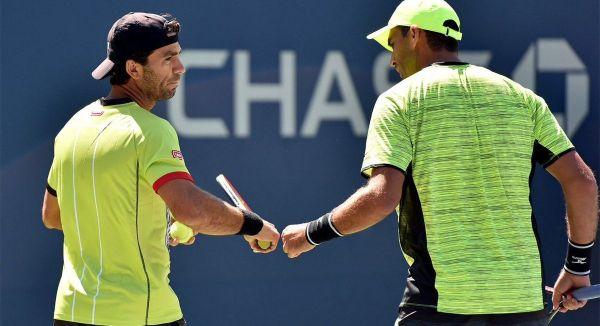 Foto: Horia Tecău şi Jean-Julien Rojer, în semifinalele Madrid Open, fără să joace
