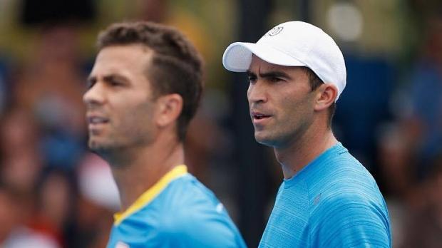 Foto: US OPEN. Horia Tecău şi Jean-Julien Rojer vor juca finala masculină de dublu