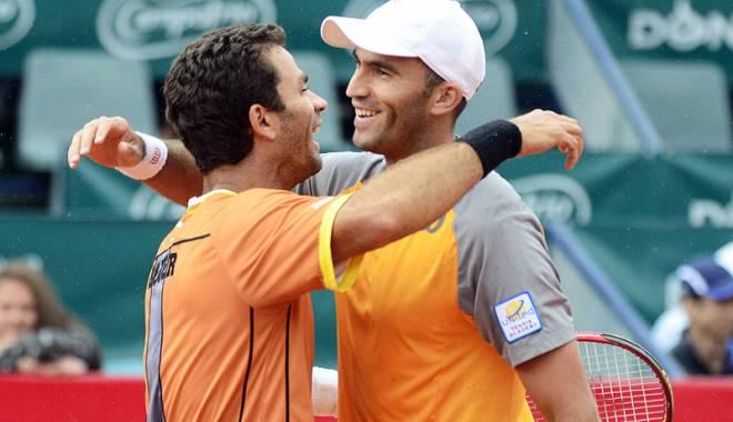 Foto: Tecău şi Rojer se menţin pe poziţia a 10-a în ierarhia de dublu ATP