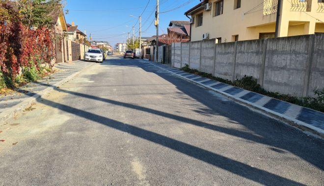 Administraţia locală din Techirghiol a reabilitat mai multe străzi şi trotuare - techirghiollucrarifinalizate-1606933993.jpg