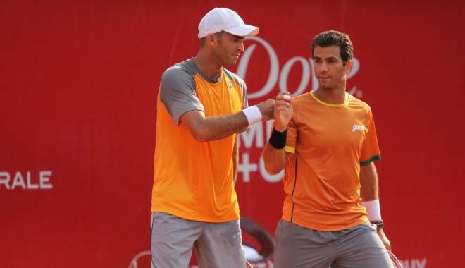 Foto: Tenis / Tecău și Rojer, învinși în optimile probei de dublu la Shanghai