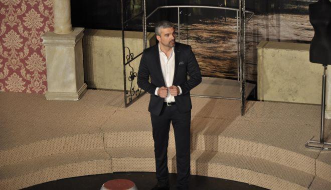 Foto: Aurelian Temişan, din nou, pe scena Casei de Cultură