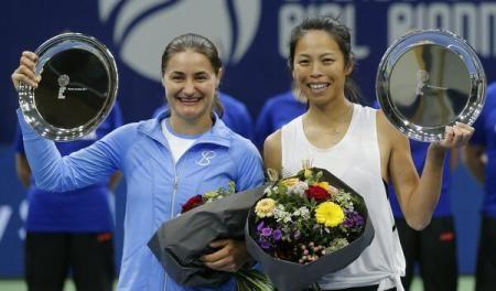 Foto: TENIS / Monica Niculescu, în finala de dublu la Biel
