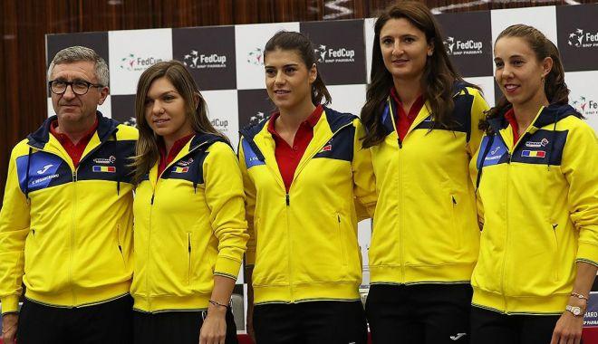 """Foto: """"Avem o generaţie de aur  a tenisului feminin românesc"""""""