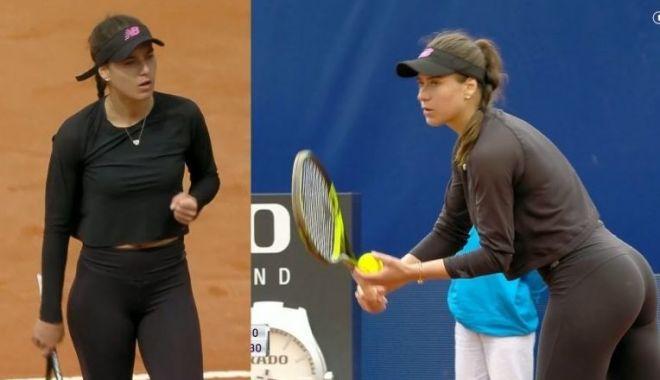 Foto: Sorana Cîrstea, în semifinalele turneului de la Nurnberg