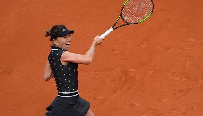 """Foto: """"Sunt încrezătoare""""! Simona Halep joacă, astăzi, la Roland Garros"""