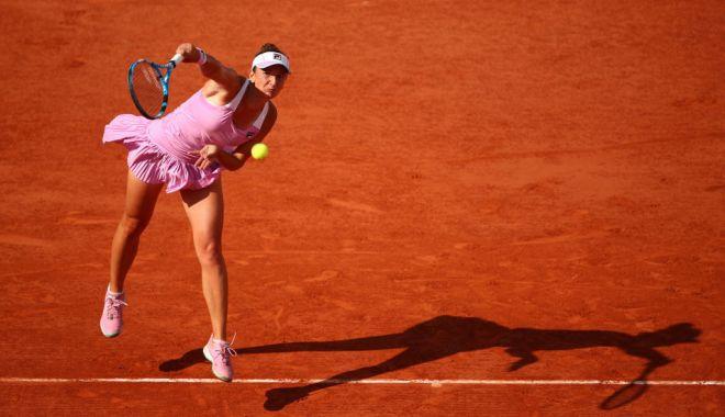 Foto: Irina Begu, în turul trei la Roland Garros. Sorana Cîrstea - out!