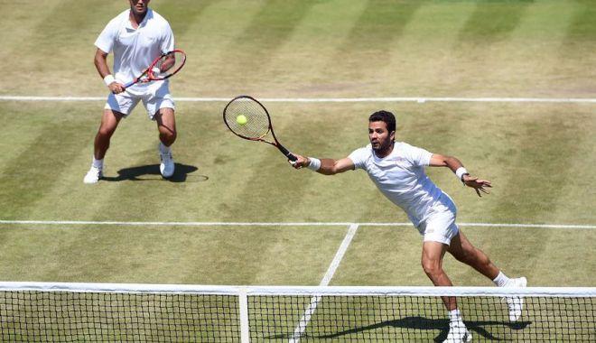 Foto: Tot mai aproape de finale! Simona Halep şi Horia Tecău, parcurs excelent la Wimbledon