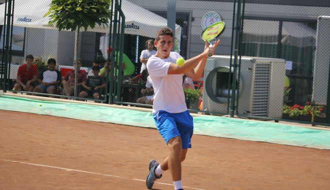 Foto: Turneu pentru copii, organizat la Tenis Club Bright