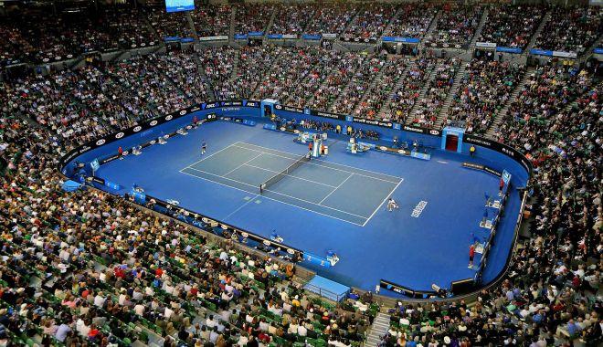 Foto: Inițiativă bună a Federației Australiene de Tenis