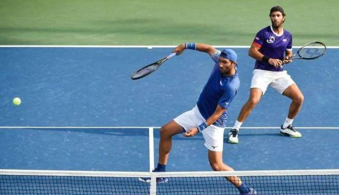 Foto: Tenis / Horia Tecău a ratat finala turneului de la Hamburg