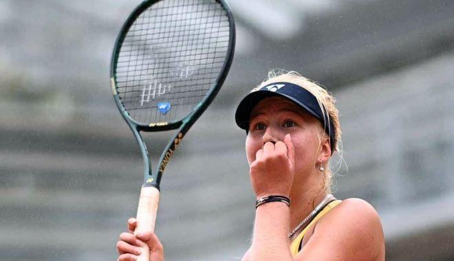 Info Roland Garros / Cea mai mare surpriză, furnizată de o puştoaică de 17 ani! - tenis1-1601452790.jpg