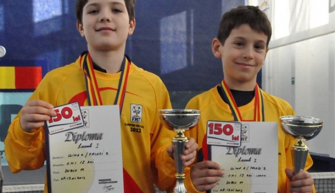 Foto: Juniorii Constanţei, în sferturi de finală