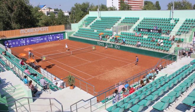 Foto: Constănţeni calificaţi mai departe la Naţionalele U14 de la Tenis Club Idu